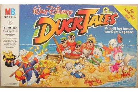 DuckTales | Board Game | BoardGameGeek