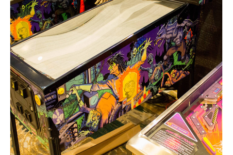 ALICE COOPER'S NIGHTMARE CASTLE – Welcome to Pinball News ...