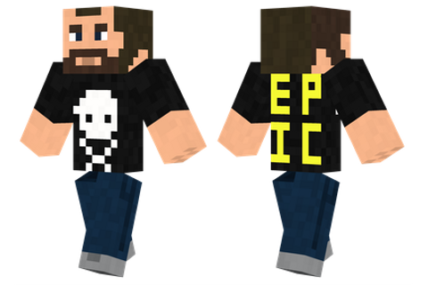 Epic Meal Time | Minecraft Skins