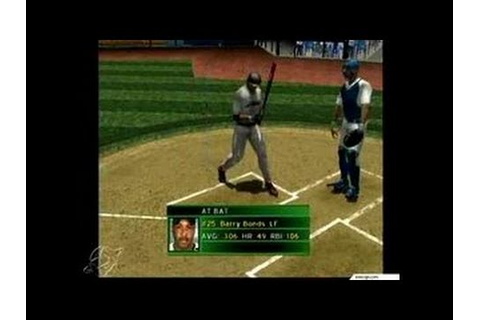 World Series Baseball 2K2 Dreamcast Gameplay_2001_08_03_3 ...