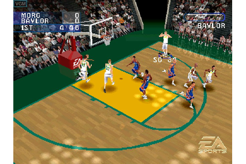 NCAA March Madness 2001 for Sony Playstation - The Video ...