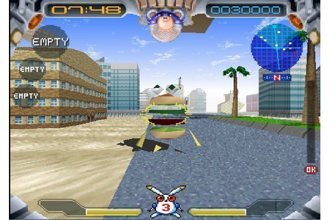 Jumping Flash 2 Big Trouble In [SCUS-94108] - Playstation ...