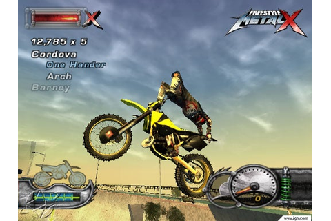 Freestyle Metal X Screenshots, Pictures, Wallpapers - Xbox ...