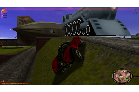 Download Carmageddon TDR 2000 Full PC Game
