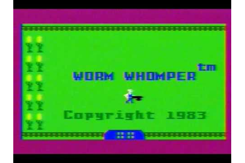 Worm Whomper: A Closer Look - YouTube