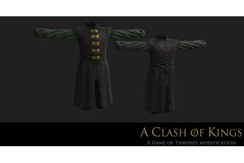 Loras Tunic by Docm30 image - A Clash of Kings (Game of ...