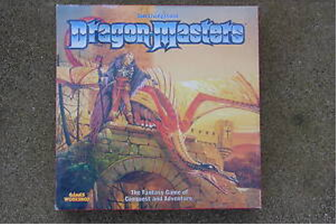 DRAGON MASTERS GAMES WORKSHOP PLUS EXTRA's | eBay