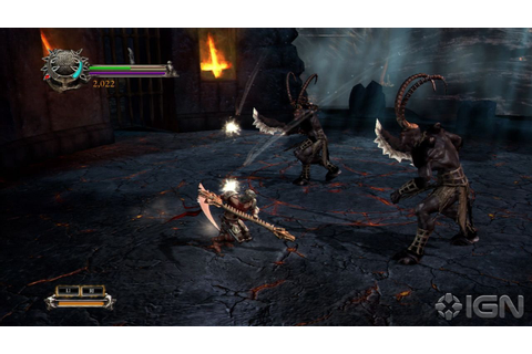 Download game Dante's Inferno psp for pc - Game Tegal