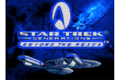GAME REVIEW: Star Trek: Generations – Beyond the Nexus ...