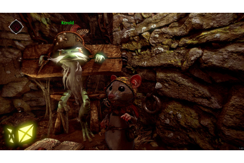Ghost of a Tale Preview – Brash Games