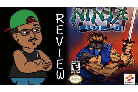 Isolated Gamerz - NINJA COP review for the Game Boy ...