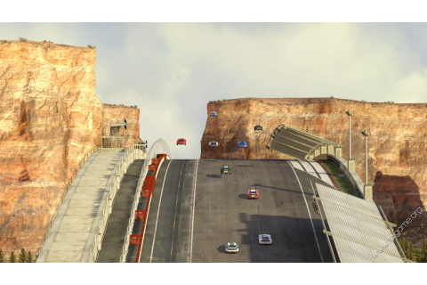 TrackMania 2: Canyon - Download Free Full Games | Racing games