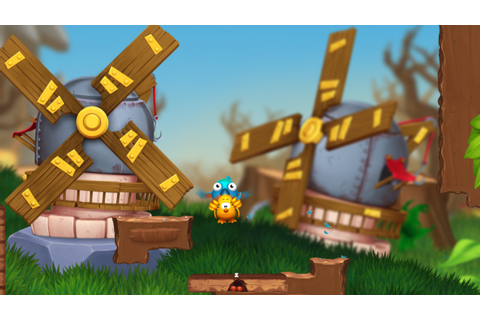 Toki Tori 2+: a big plus on Steam! · Two Tribes