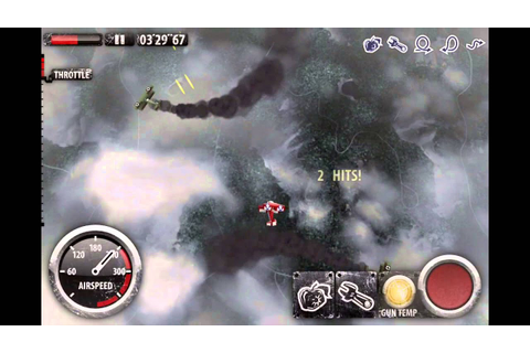 Dogfight 1951 iPad iPhone Games Video - YouTube