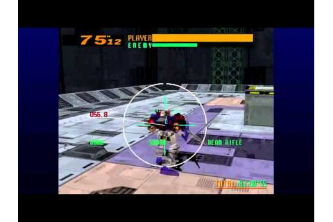 Cyber Troopers: Virtual On (Xbox Live Arcade) Arcade as ...
