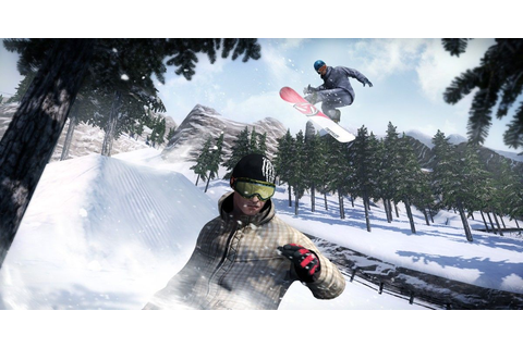 SHAUN WHITE SNOWBOARDING Shawn MAC Game OSX OS X NEW ...