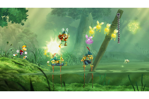 Rayman Legends Game - Free Download Full Version For PC