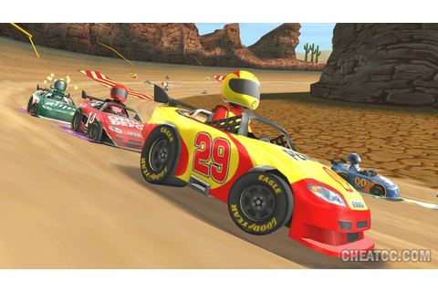 NASCAR Kart Racing Review for Nintendo Wii
