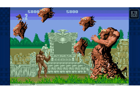 Altered beast for Android - Download APK free