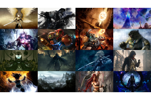 Subcategories in our Video Game Category - Wallpaper Abyss