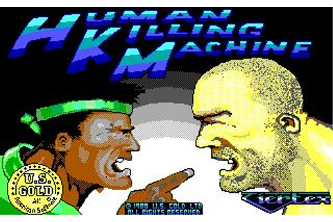 Human Killing Machine Download (1988 Arcade action Game)