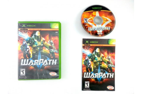 WarPath game for Xbox (Complete) | The Game Guy
