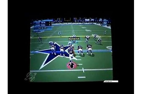 NFL 2K2 Dreamcast Gameplay_2001_09_10_3 - YouTube
