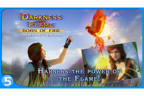 Darkness and Flame: Born of Fire Collector's Edition ...