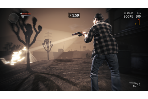 Alan Wake's American Nightmare review | GamesRadar+