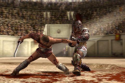 Spartacus Legends brings gladiatorial combat and permanent ...