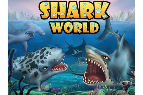SHARK WORLD -water battle game - Online Game Hack and ...