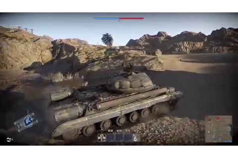 War thunder tanks : IS4 M dans : Un pont trop loin ! Map ...