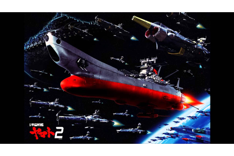 Space Battleship Yamato 2199 - Best of my Love Full - YouTube