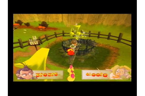 Herdy Gerdy PS2 Gameplay - YouTube