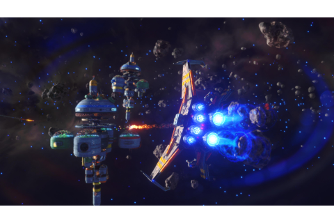 Rebel Galaxy Outlaw is a prequel with bigger emphasis on ...
