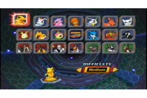 Digimon Rumble Arena 2 ISO