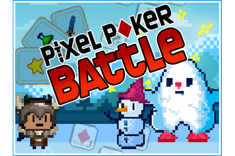 Pixel Poker Battle iOS, iPad, Android, AndroidTab game ...