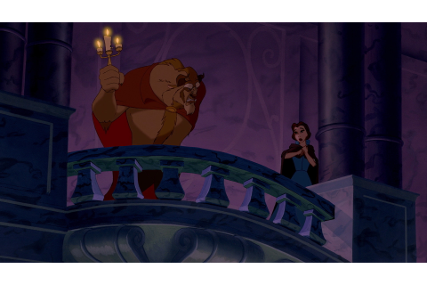 Beauty and the Beast (1991) - Animation Screencaps