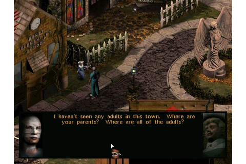 Sanitarium Screenshots - Video Game News, Videos, and File ...