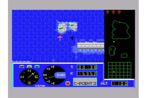 Glider MSX Game - YouTube