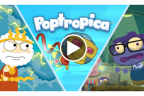 Poptropica - unbrain, created for kids ages preschool ...