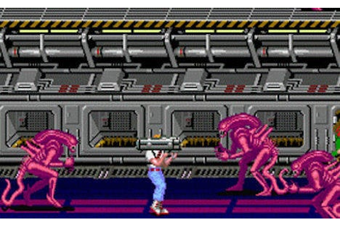 A brief and bloody history of Aliens videogames