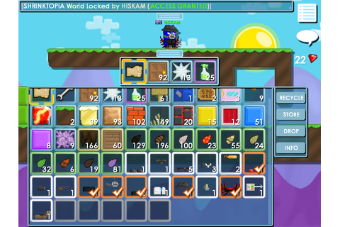 Games Info: Growtopia