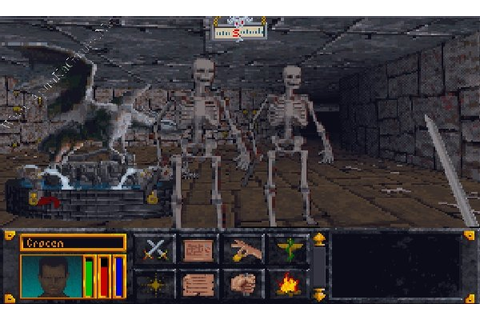 The Elder Scrolls: Arena PC Game - Free Download Full Version