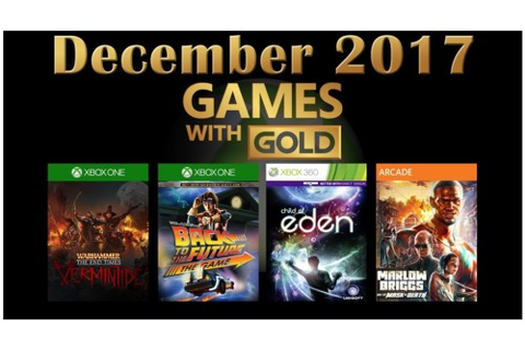 Games With Gold December: Closing 2017 With Action ...