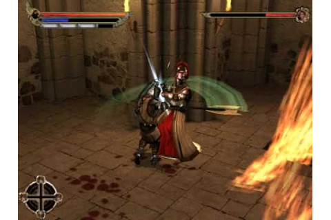 Knights of the Temple Infernal Crusade last level - YouTube