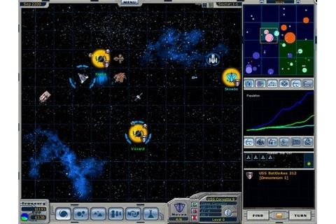 Galactic Civilizations Review - Games Finder