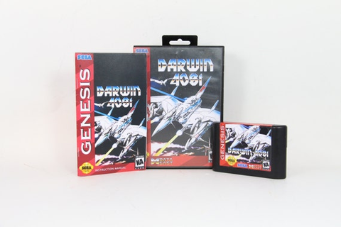 Darwin 4081 for the Sega Genesis by 8bitevolutiongaming on ...