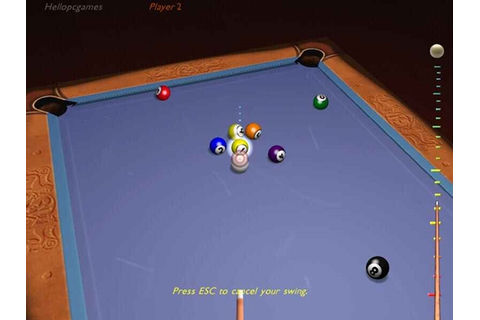 3d Ultra Cool Pool Snooker Game | DOWNLOAD GAMES, SOFTWARE ...