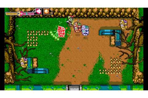 Blaster Master Zero (Switch, 3DS) releasing next week in ...